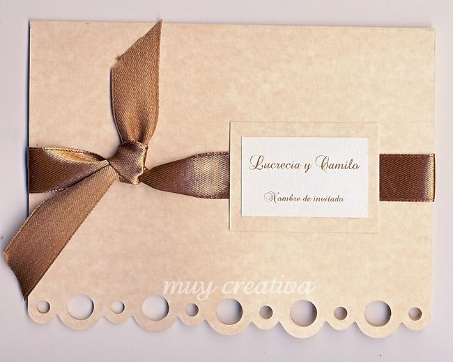 Bordes de tarjetas de boda - Imagui