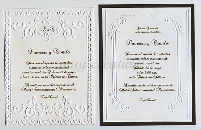boda-nuevas6 « Manualidades y Diseños de Muy Creativa