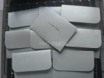 Minisobre papel perlado, con nombre impreso