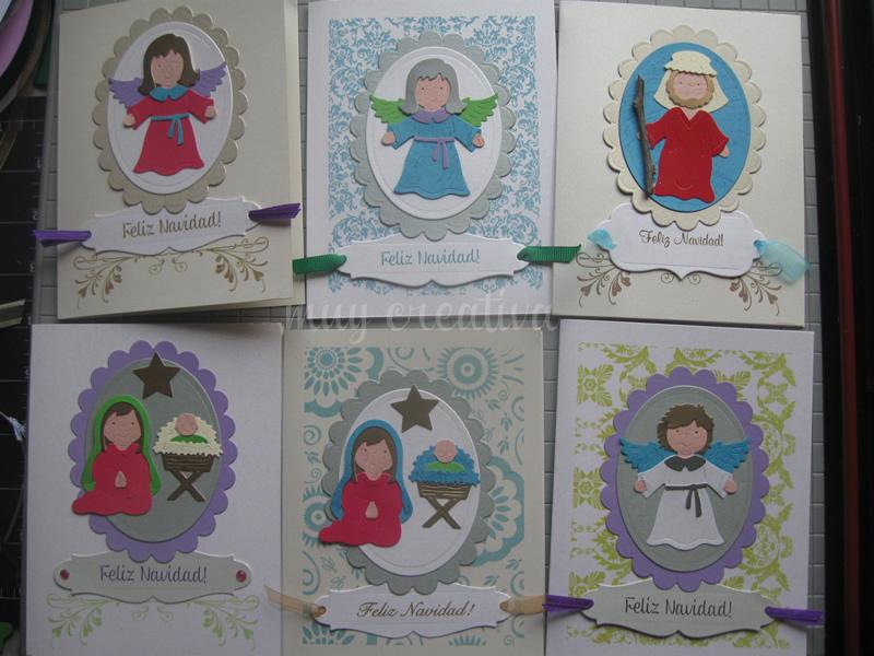 Tarjetas navide as tarjetas y dise os muy creativa - Postales navidenas creativas ...