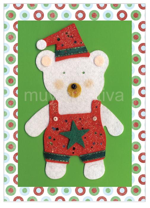 20 tarjetas y dise os muy creativa - Postales navidenas creativas ...