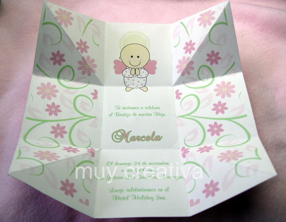 de recuerdo de bautismo para realizar e imprimir gratis :: tarjetas de ...