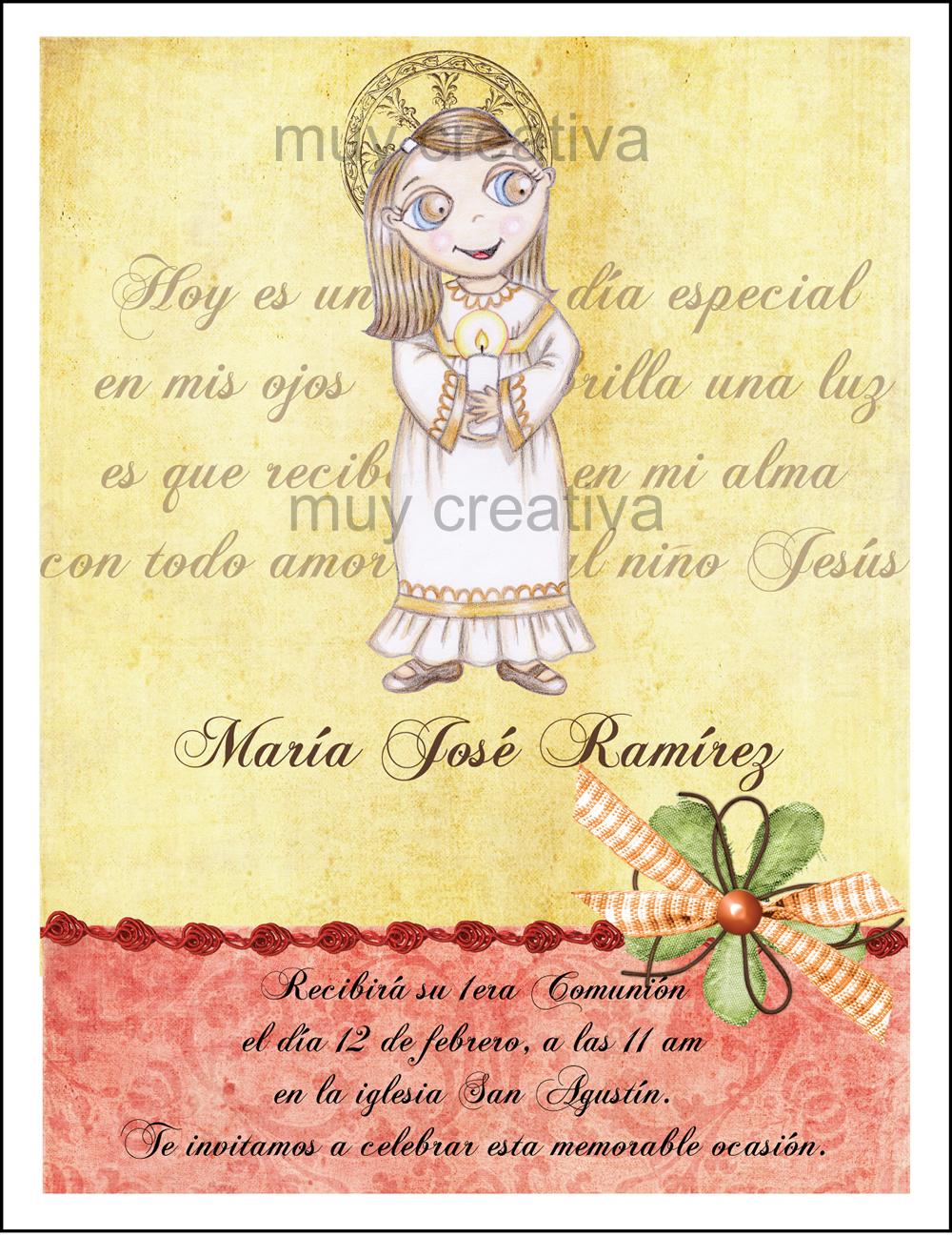 frases para tarjetas de primera comunion