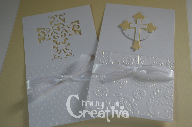 Comunion1 tarjetas y dise os muy creativa - Disenos para tarjetas ...